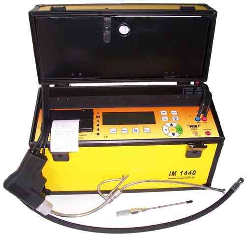 IM 1440F Exhaust Gas Analyser