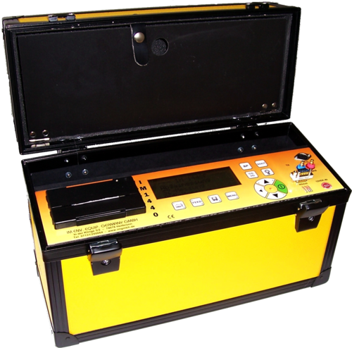 IM 1440 H Used Flue Gas Analyser