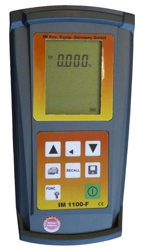 IM 1100 F - Refurbished CO Tester for Forklift Trucks